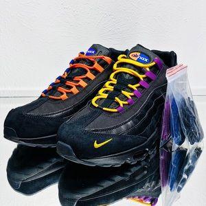Nike Air Max 95 LA vs NYC SPECIAL EDITION w/ Laces